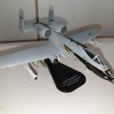 Maquetas: ITALERI FABRI A-10A THUNDERBOLT II AVIÓN METAL ESCALA 1:100. Lote 194553376
