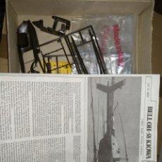 Maquetas: MAQUETA HELICÓPTERO BELL OH-58 KIOWA. 1/48. AÑO 1983. Lote 194601552