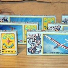 Maquetas: LOTE 6 MAQUETAS SNAP TOGETHER - GAMES COLLECTION - NUEVAS Y TODAS DIFERENTES. Lote 194712633