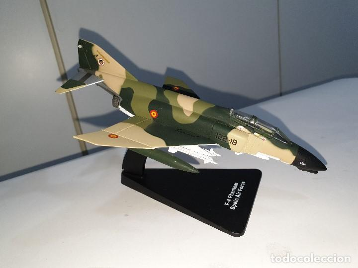 Maquetas: CDC ARMOUR McDonnell Douglas F-4C Phantom II Spanish Air Force AVIÓN METAL ESCALA 1:100 - Foto 1 - 194719630