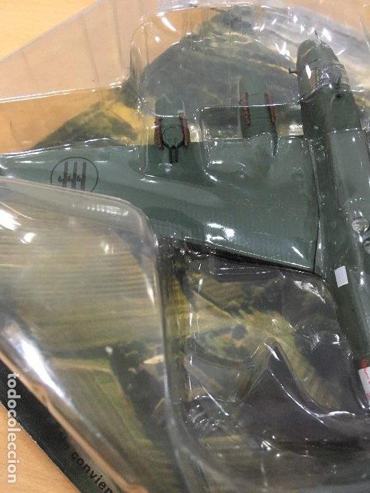 Maquetas: BOMBARDEROS II GM DE ALTAYA (2008) - REGIA AERONÁUTICA ITALIANA - CUATRIMOTOR PIAGGIO P.108 B. 1/144 - Foto 7 - 194730398