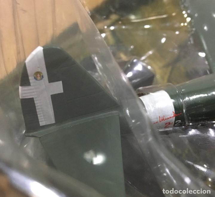 Maquetas: BOMBARDEROS II GM DE ALTAYA (2008) - REGIA AERONÁUTICA ITALIANA - CUATRIMOTOR PIAGGIO P.108 B. 1/144 - Foto 8 - 194730398
