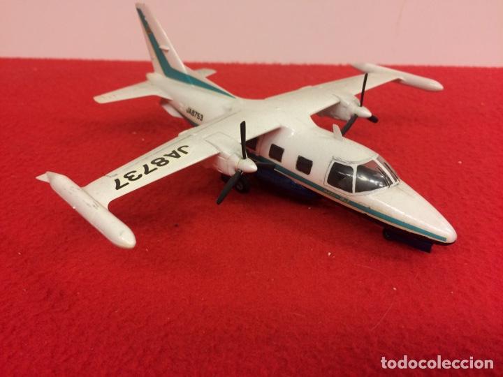 MITSUBISHI MV 2A (Juguetes - Modelismo y Radio Control - Maquetas - Aviones y Helicópteros)