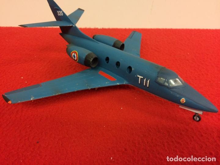 REACTOR T11 (Juguetes - Modelismo y Radio Control - Maquetas - Aviones y Helicópteros)