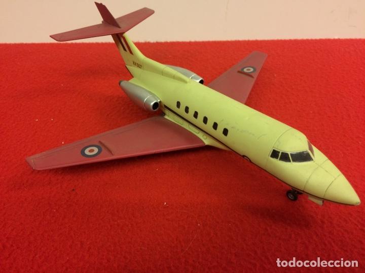 HS 125 DOMINIE (Juguetes - Modelismo y Radio Control - Maquetas - Aviones y Helicópteros)