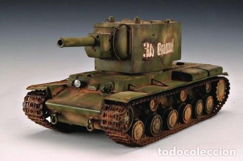 Maquetas: Russia Kv-2 Tank TRUMPETER 1/35 - Foto 2 - 194898688