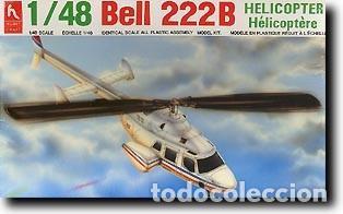 BELL-222B CIVIL HOBBYCRAFT 1/48 (Juguetes - Modelismo y Radiocontrol - Maquetas - Militar)
