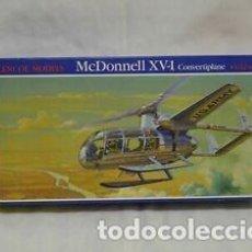 Maquetas: MCDONNELL XV-1 CONVERTIPLAN GLENCOE MODELS 1:32. Lote 194901658