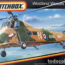 Maquetas: WESTLAND WESSEX HU 5/HAS 31 MATCHBOX 1/72. Lote 194901981