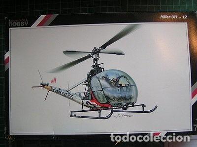 HILLER UH-12 SPECIAL HOBBY 1/72 (Juguetes - Modelismo y Radiocontrol - Maquetas - Militar)