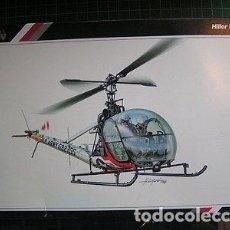 Maquetas: HILLER UH-12 SPECIAL HOBBY 1/72. Lote 194903040