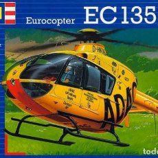 Maquetas: EUROCOPTER EC135 HELICOPTER ADAC REVELL 1/72. Lote 194903133