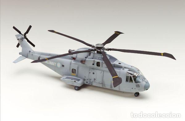 Maquetas: EH 101 Merlin HAS.1 ITALERI 1/72 - Foto 2 - 194903846
