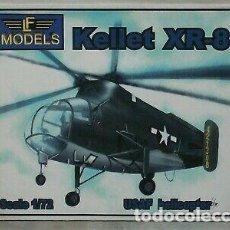 Maquetas: KELLET XR-8 USAF HELICOPTER LF MODELS 1:72. Lote 194904092