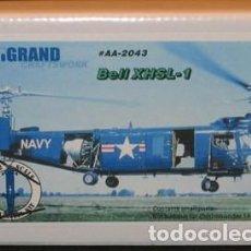 Maquetas: BELL XHSL-1 U.S. NAVY ANTI-SUBMARINE ANIGRAND 1/72. Lote 194904522