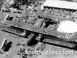 Maquetas: Zeppelin STAAKEN R.VI GERMAN WWI BOMBER 1:72 ROODEN RO 055 maqueta avión - Foto 9 - 194905441