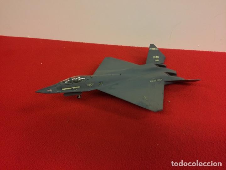 YF 23 NORTRHON (Juguetes - Modelismo y Radio Control - Maquetas - Aviones y Helicópteros)