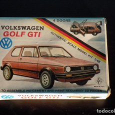 Maquetas: MINI AUTOKIT GOLF GTI- VOLKSWAGEN. Lote 194950801