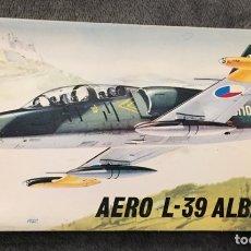 Maquetas: AERO L-39 ALBATROS 1:72 KOPRO MAQUETA AVION. Lote 194967075