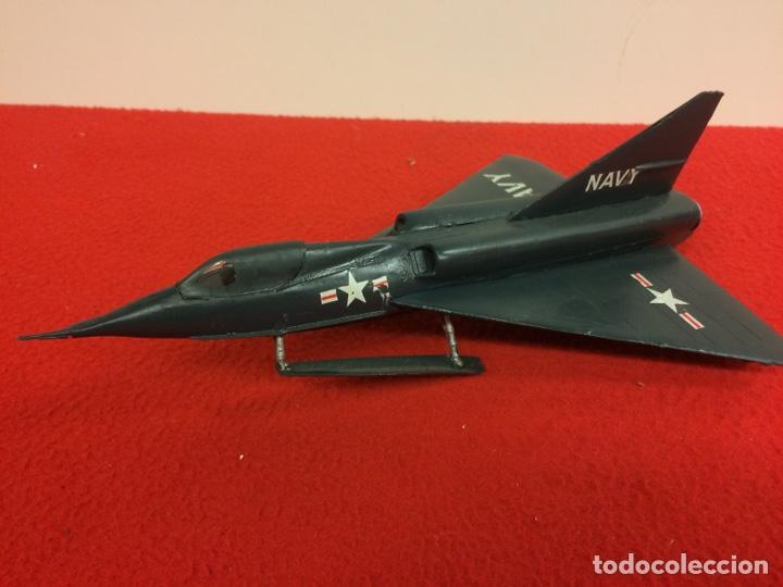 CONVAIR XF2Y (Juguetes - Modelismo y Radio Control - Maquetas - Aviones y Helicópteros)