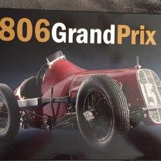 Maquetas: FIAT 806 GRAND PRIX 1:12 ITALERI 4702 MAQUETA F1 FORMULA UNO 1 COCHE. Lote 195054533