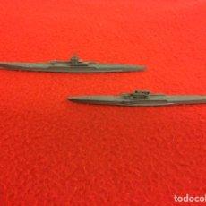 Maquetas: SUBMARINOS U-BOAT. Lote 195055636