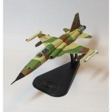 Maquetas: LOTE AVION DE METAL DE COLECCION FABBRI - ITALERI - F 5 TIGER II USAF - ESCAL 1/100. Lote 195058100