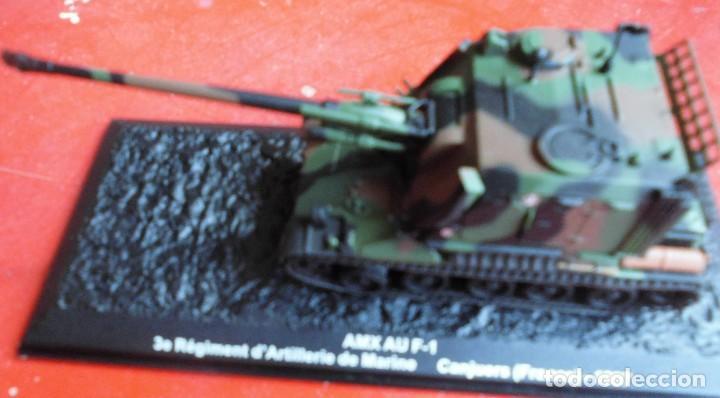 AMX-30 F1. METAL ALTAYA ESCALA 1/72 (Juguetes - Modelismo y Radiocontrol - Maquetas - Militar)