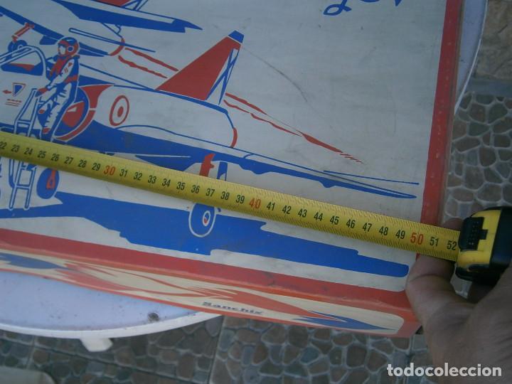 Maquetas: ¡¡¡¡caja vacia¡¡ mirage¡¡¡avion mirage V ¡¡¡CAJA VACIA AÑOS 60 70 - Foto 6 - 195109983