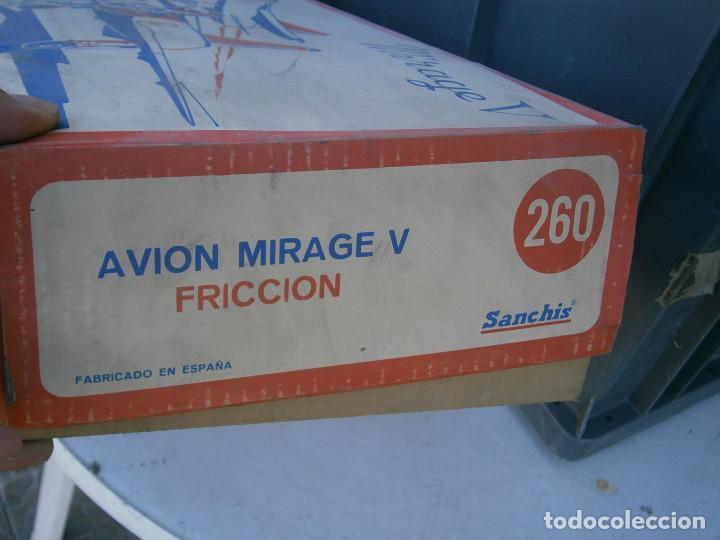 Maquetas: ¡¡¡¡caja vacia¡¡ mirage¡¡¡avion mirage V ¡¡¡CAJA VACIA AÑOS 60 70 - Foto 7 - 195109983