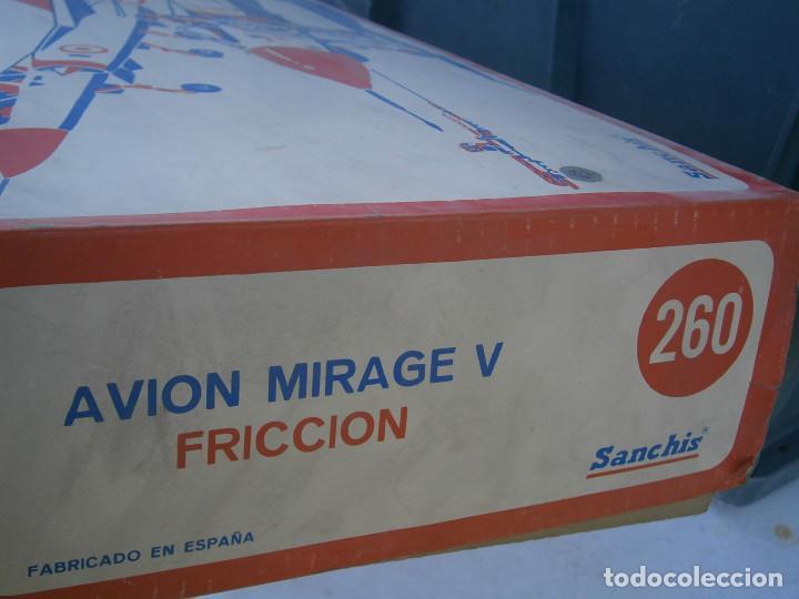 Maquetas: ¡¡¡¡caja vacia¡¡ mirage¡¡¡avion mirage V ¡¡¡CAJA VACIA AÑOS 60 70 - Foto 12 - 195109983