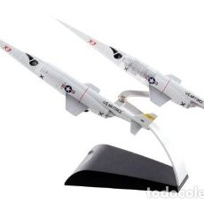 Maquetas: DOUGLAS X-3 STILETTO, NACA SUPERSONIC RESEARCH FLIGHTS, 1954-56 (2 UNIDADES), 1:144, DRAGON WINGS. Lote 195127566