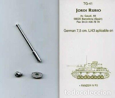Maquetas: Pz.Kpfw.IV Ausf.F2(G) DRAGON 1/35 mas FOTOGRABADO ABER Y CAÑON J RUBIO - Foto 4 - 195238688