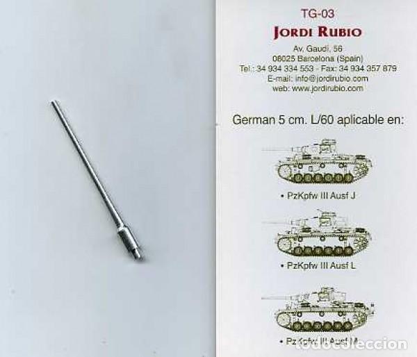 Maquetas: Pz.Kpfw.III Ausf.J (Tp) Early Production DRAGON 1/35 mas FOTOGRABADO EDUARD Y CAÑON J RUBIO - Foto 5 - 195239027