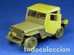 Maquetas: Jeep Willys MB 1/4ton 4X4 Truck 1/35 mas MINOR AVC35000 - Foto 2 - 195241458