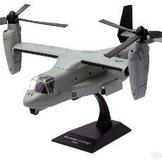Maquetas: HELICOPTERO BELL-BOEING V-22 OSPREY, USA, 1:72, ALTAYA IXO. Lote 195291263