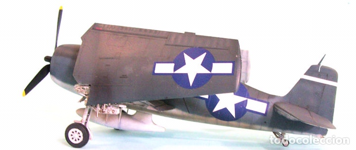 Maquetas: F6F-5 HELLCAT 1:48 HOBBY BOSS 80339 maqueta avión - Foto 6 - 195305683
