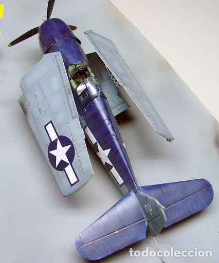Maquetas: F6F-5 HELLCAT 1:48 HOBBY BOSS 80339 maqueta avión - Foto 8 - 195305683