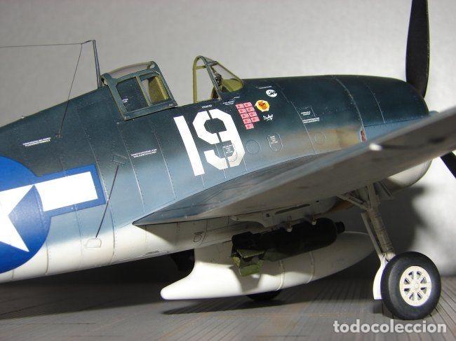 Maquetas: F6F-5 HELLCAT 1:48 HOBBY BOSS 80339 maqueta avión - Foto 10 - 195305683