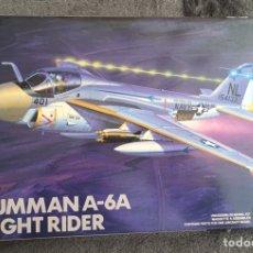 Maquetas: GRUMMAN A-6A INTRUDER KNIGT RIDER 1:72 FUJIMI MAQUETA AVIÓN. Lote 195309591