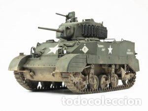 Maquetas: M5A1 STUART U.S. Light Tank 1:35 TAMIYA maqueta carro - Foto 8 - 195311066