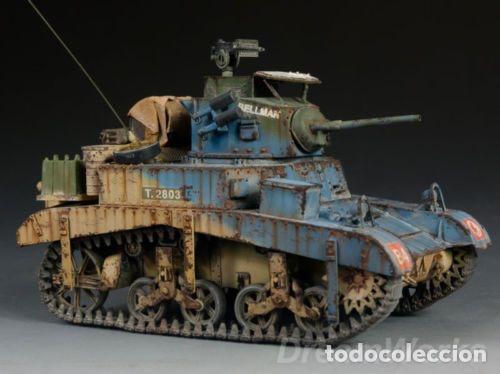 Maquetas: M5A1 STUART U.S. Light Tank 1:35 TAMIYA maqueta carro - Foto 10 - 195311066