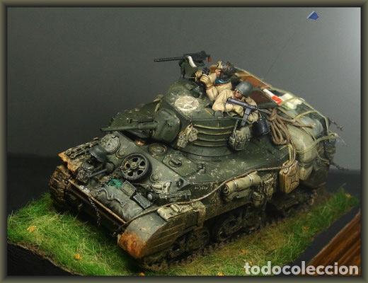 Maquetas: M5A1 STUART U.S. Light Tank 1:35 TAMIYA maqueta carro - Foto 13 - 195311066