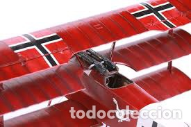 Maquetas: FOKKER Dr.I (Edición limitada película FLYBOYS) 1:72 EDUARD 2103 maqueta avión WWI - Foto 5 - 195356062