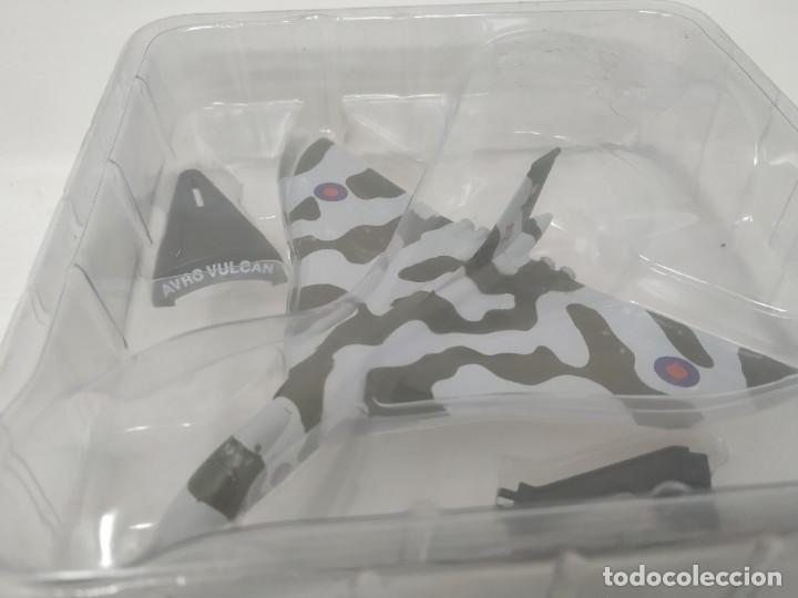 Maquetas: Avro Vulcan B MK-2. Aviones en combate. Del Prado. Nuevo. - Foto 2 - 195383007