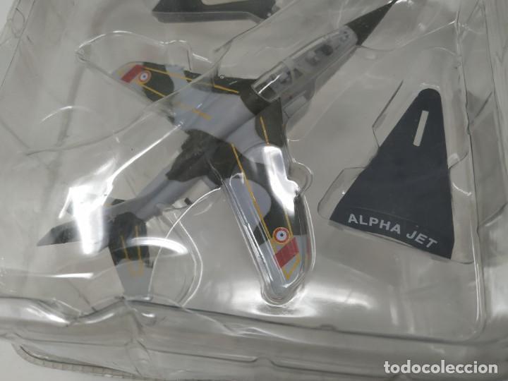 Maquetas: Dassault Breguet Alpha Jet A. Aviones en combate. Del Prado. Nuevo. - Foto 2 - 195383548