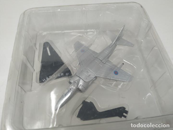 Maquetas: Mc Donnell Douglas AV-8A Harrier II. Aviones en combate. Del Prado. Nuevo. - Foto 2 - 195383925