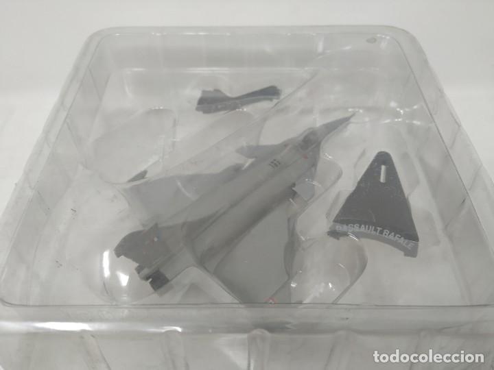 Maquetas: Dassault Breguet Rafale. Aviones en combate. Del Prado. Nuevo. - Foto 2 - 195384080