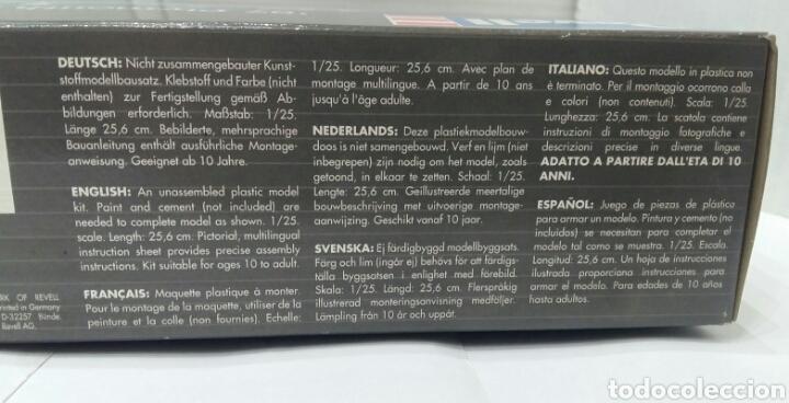 Maquetas: REVELL 97 PLYMOUTH PROWLER & TRAILER. NUEVO. PRECINTADO. ESCALA 1/25. REF 07312. 1997. NIVEL 3. - Foto 8 - 195621830