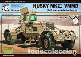 PANDA - HUSKY MK III VMMD 1/35 35014 (Juguetes - Modelismo y Radiocontrol - Maquetas - Militar)